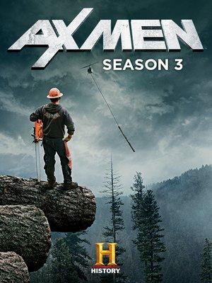 cover image of Ax Men, Season 3, Episode 1