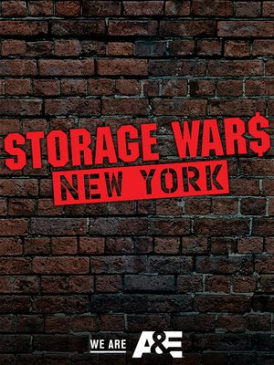 cover image of Storage Wars: New York, Season 1, Episode 6
