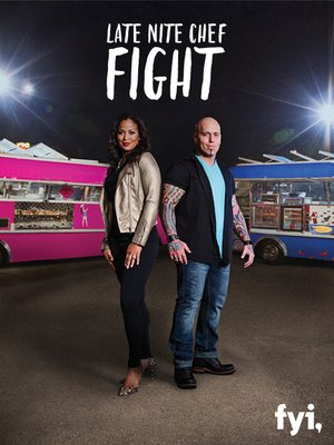 cover image of Late Nite Chef Fight, Season 1, Episode 8