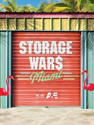 cover image of Storage Wars: Miami, Season 1, Episode 5