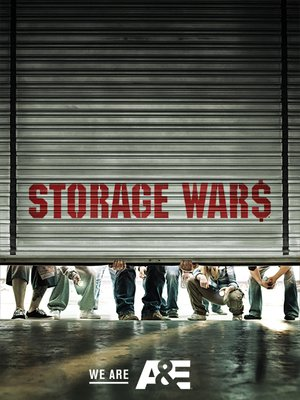 cover image of Storage Wars, Season 1, Episode 12