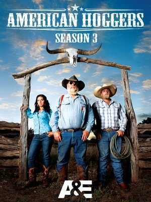 cover image of American Hoggers, Season 3, Episode 1