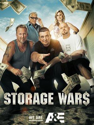 cover image of Storage Wars, Season 2, Episode 18