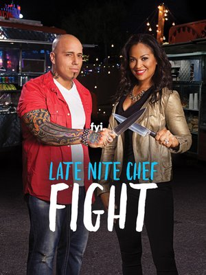 cover image of Late Nite Chef Fight, Season 2, Episode 4