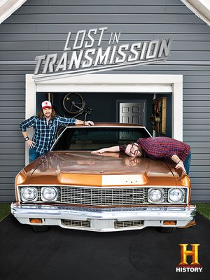 cover image of Lost in Transmission, Season 1, Episode 1
