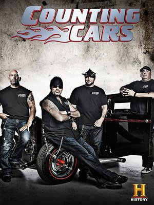 cover image of Counting Cars, Season 1, Episode 8