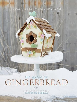 cover image of The Magic of Gingerbread