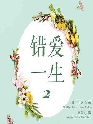 cover image of 错爱一生 2  (Wrong Love for a Lifetime 2)