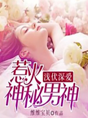 cover image of 浅伏深爱,惹火神秘男神 (Love's Provocation)