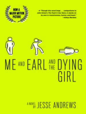 cover image of Me and Earl and the Dying Girl