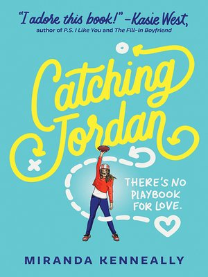 cover image of Catching Jordan
