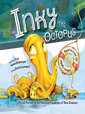 cover image of Inky the Octopus