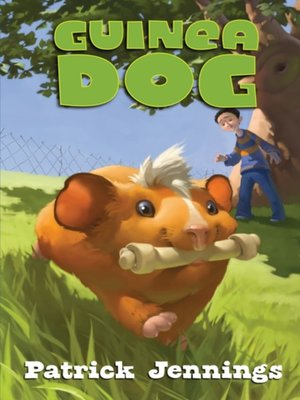cover image of Guinea Dog
