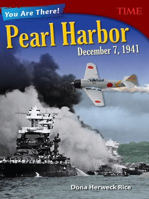 cover image of You Are There! Pearl Harbor, December 7, 1941