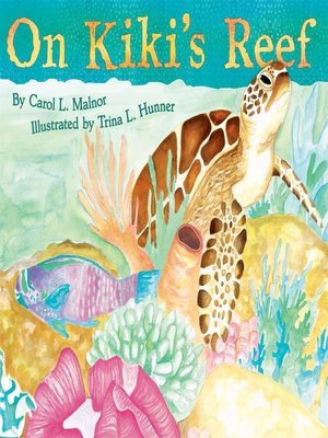 cover image of On Kiki's Reef
