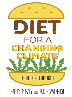 cover image of Diet for a Changing Climate