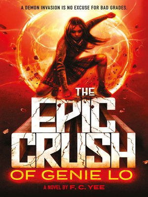 cover image of The Epic Crush of Genie Lo