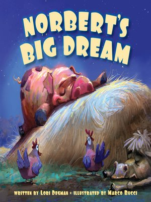 cover image of Norbert's Big Dream