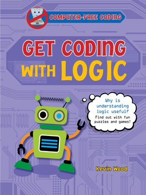 cover image of Get Coding with Logic