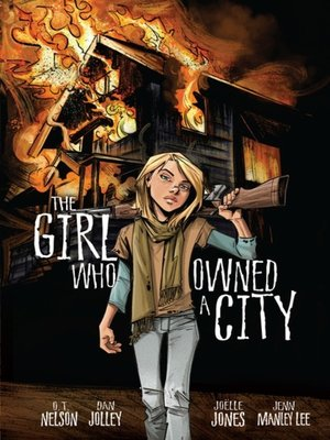 cover image of The Girl Who Owned a City