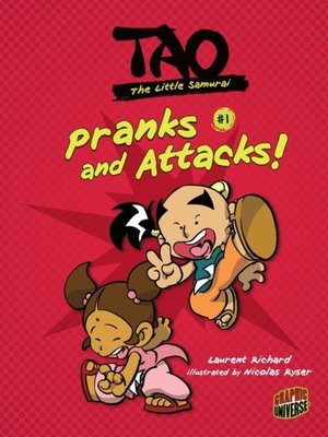 cover image of Pranks and Attacks!