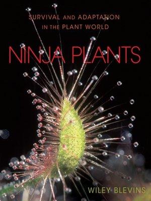 cover image of Ninja Plants