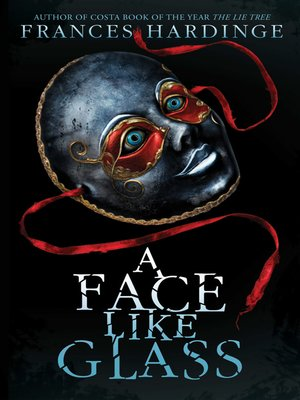 cover image of A Face Like Glass