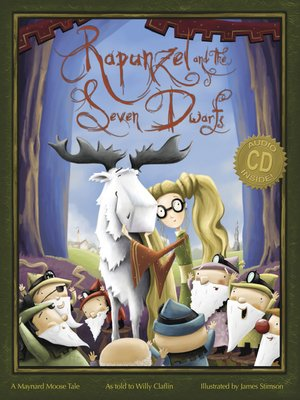 cover image of Rapunzel and the Seven Dwarfs