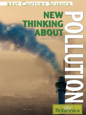 cover image of New Thinking About Pollution