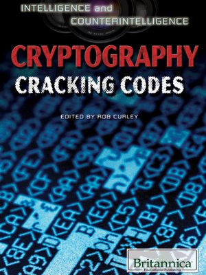 cover image of Cryptography