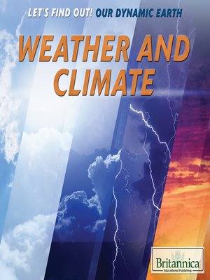 cover image of Weather and Climate