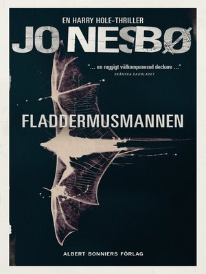 cover image of Fladdermusmannen