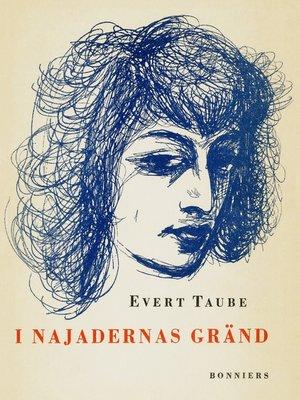 cover image of I Najadernas Gränd