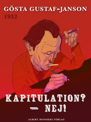 cover image of Kapitulation? – Nej!