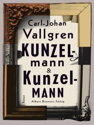 cover image of Kunzelmann & Kunzelmann