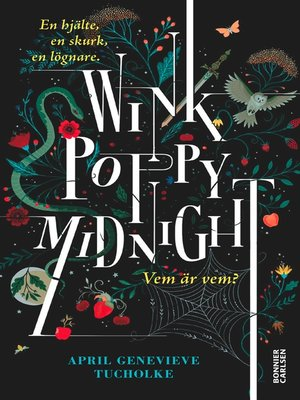 cover image of Wink, Poppy, Midnight