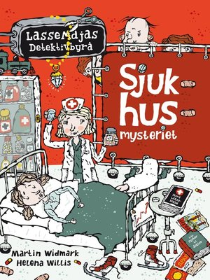 cover image of Sjukhusmysteriet