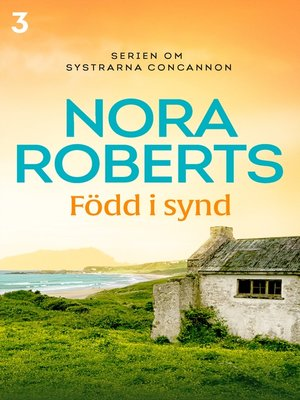 cover image of Född i synd
