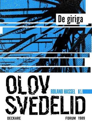cover image of De giriga