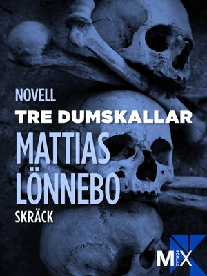 cover image of Tre dumskallar