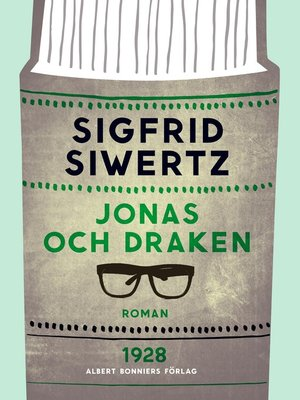 cover image of Jonas och draken