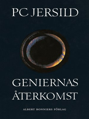 cover image of Geniernas återkomst