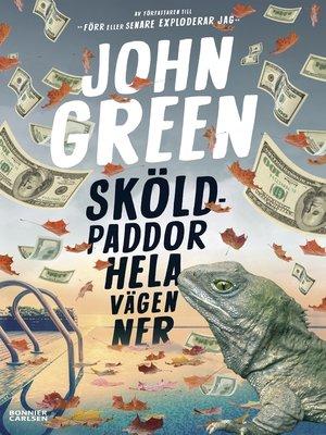 cover image of Sköldpaddor hela vägen ner