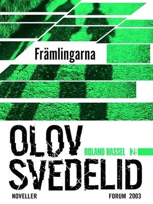 cover image of Främlingarna