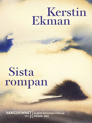 cover image of Sista rompan
