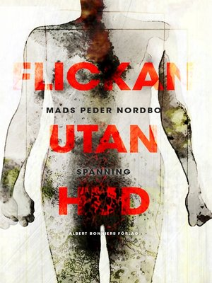cover image of Flickan utan hud
