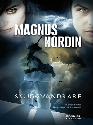 cover image of Skuggvandrare