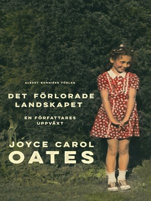 cover image of Det förlorade landskapet