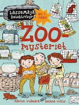 cover image of Zoomysteriet