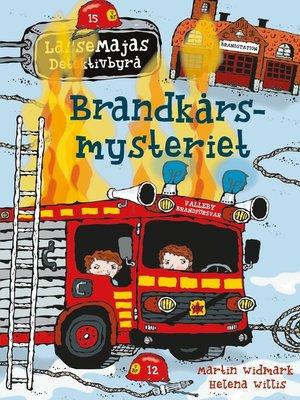 cover image of Brandkårsmysteriet